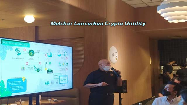 Melchor Luncurkan Crypto Untility