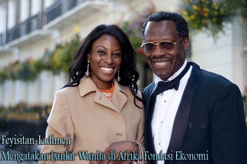 Feyisitan-Ladimeji Mengatakan bankir Wanita di Afrika Fondasi Ekonomi
