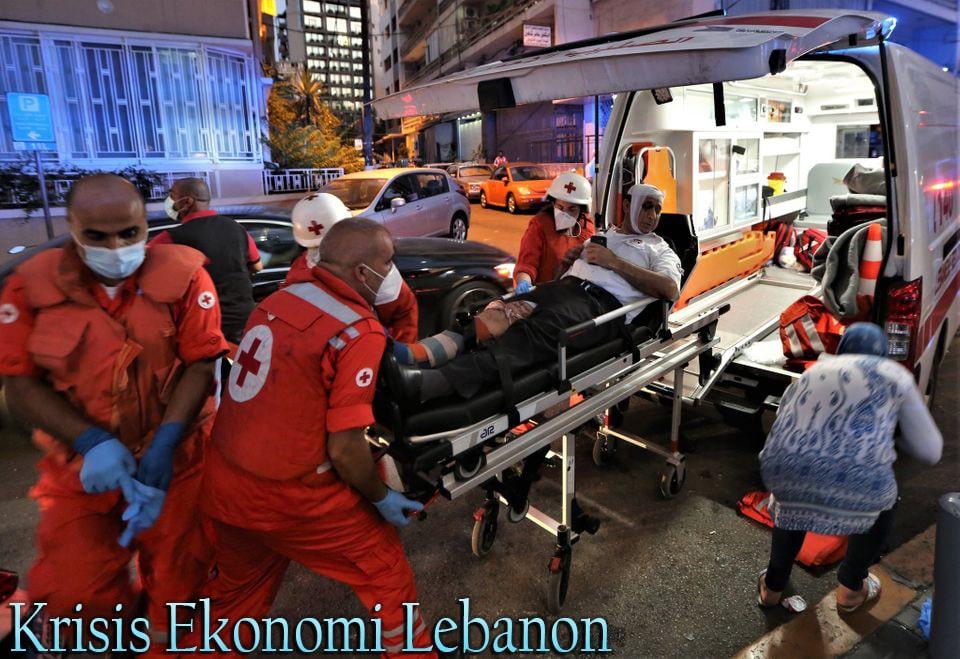Krisis Ekonomi Lebanon