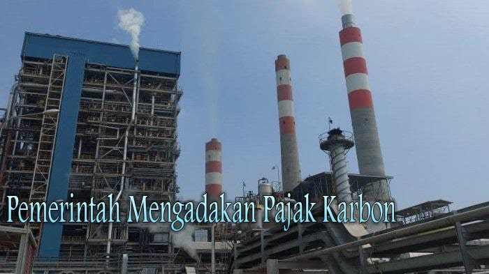 Pemerintah Mengadakan Pajak Karbon