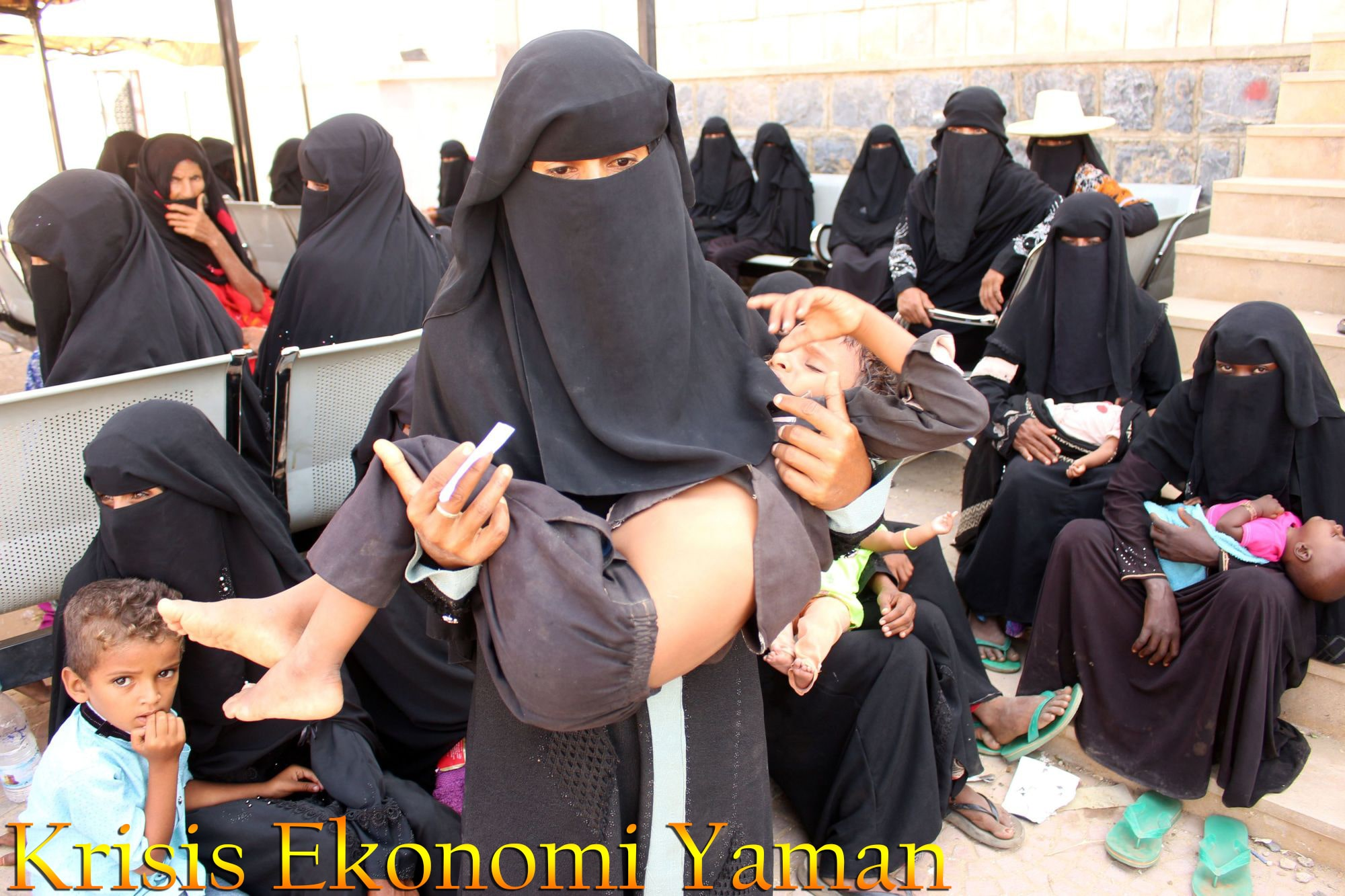 Yaman Minta Bantuan Keuangan untuk Atasi Krisis Ekonomi